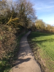 Grantchester path